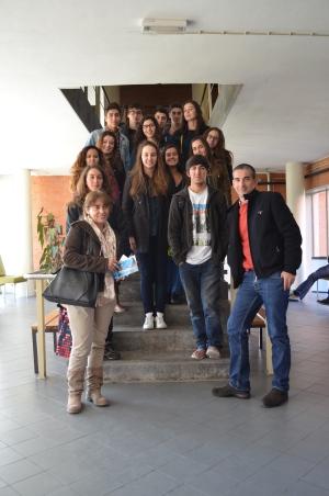 Dia 3 - Escola Secundária da Gafanha da Nazaré